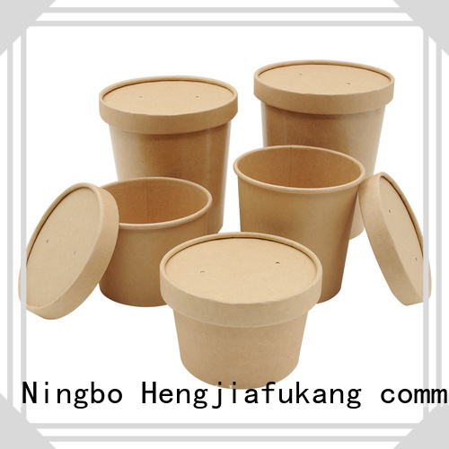 New paper soup container manufacturers coffee