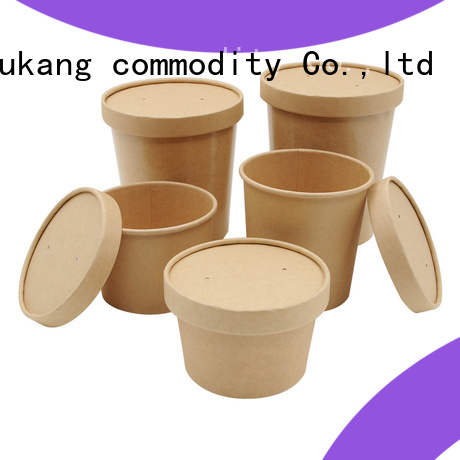 Hengjiafukang green disposable bowls company soup