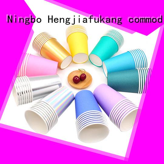Hengjiafukang New custom disposable paper cups Suppliers food packaging