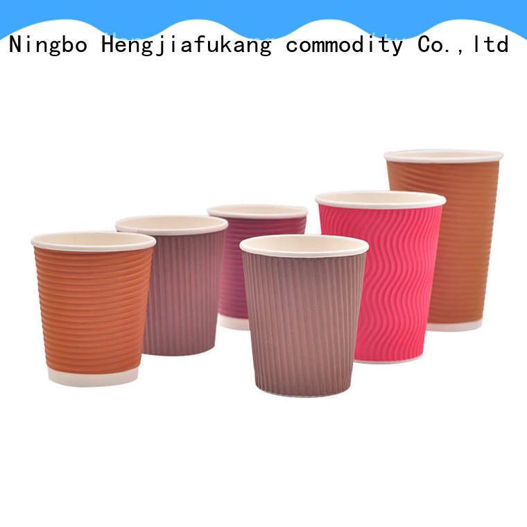 Hengjiafukang disposable paper cup suppliers factory food
