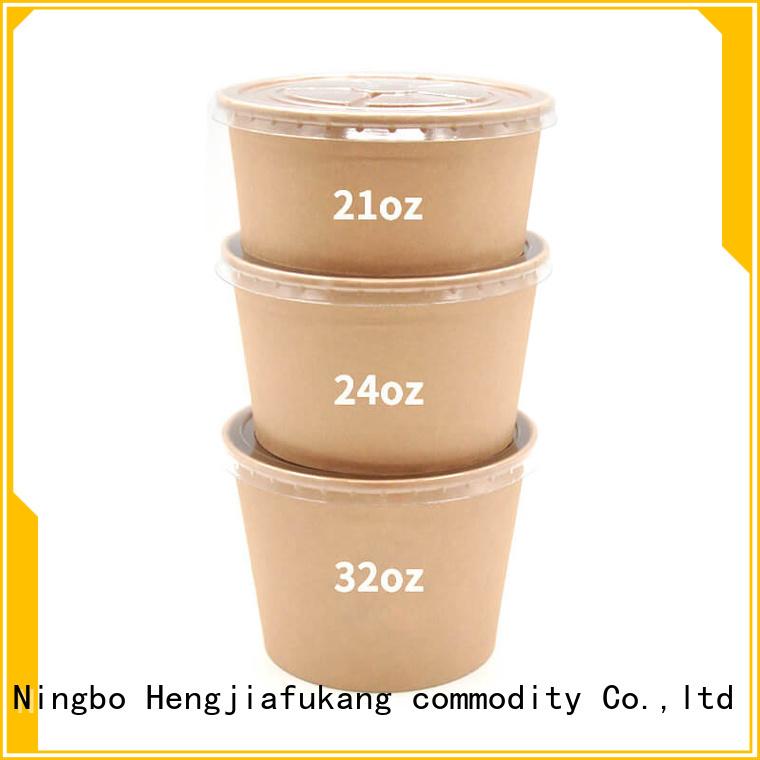 Hengjiafukang Wholesale salad bowl containers Supply coffee