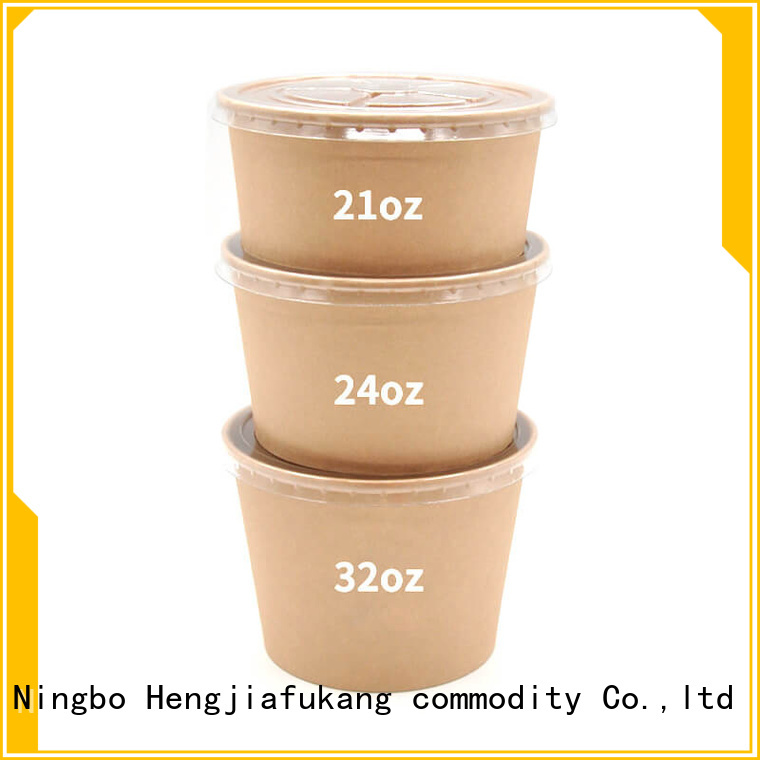 Latest paper soup cups manufacturers coffee
