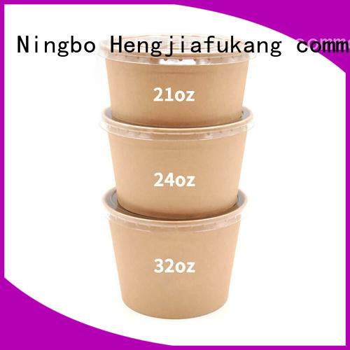 Hengjiafukang High-quality paper gumbo bowls for business soup