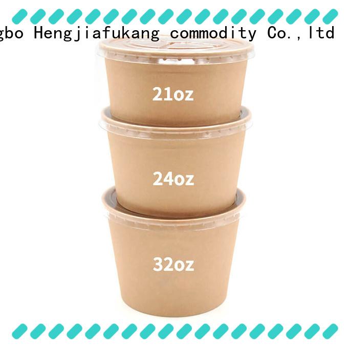 Hengjiafukang New takeaway salad bowls Suppliers coffee