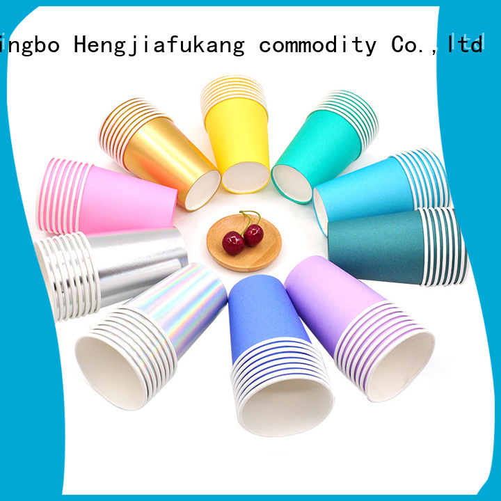Hengjiafukang Top paper to go cups Suppliers disposable